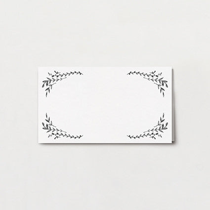 Ink Crush Place Card