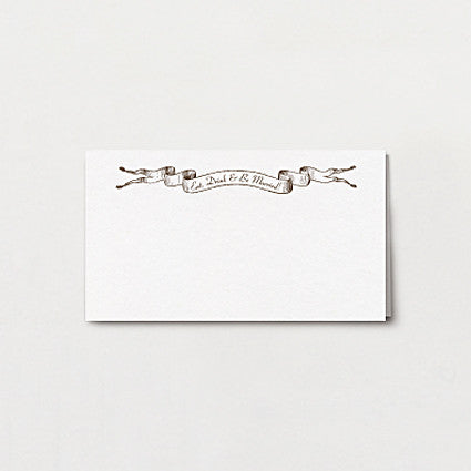 Kindred Spirits Place Card