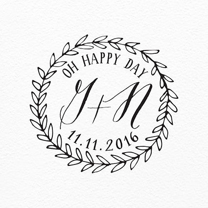 Laurel Printable Logo - $25