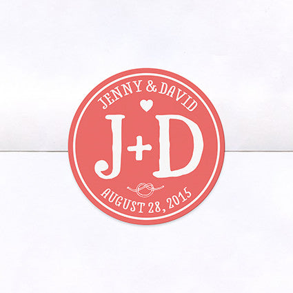 Little Details Logo Stickers