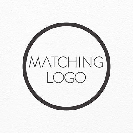 Matching Printable Logo - $25