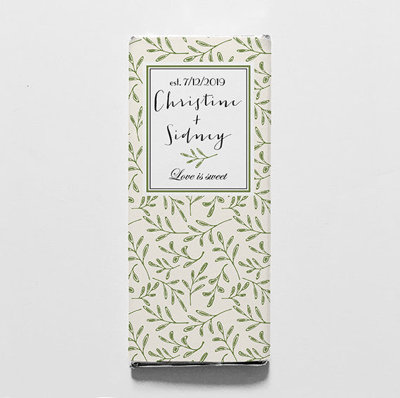 Olive Branch Printable Candy Bar Wrapper—$14.95