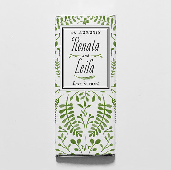 Secret Garden Printable Candy Bar Wrapper—$14.95