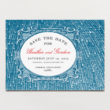 Starry Night Save The Date