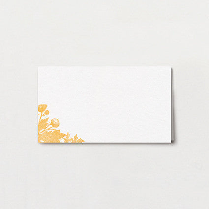 Summer Tones Place Card