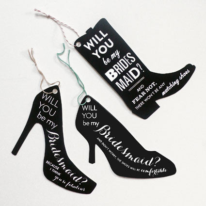 Kickin' Bridesmaids Free Printable