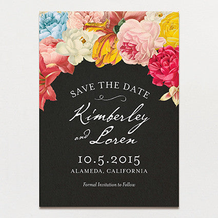 Dramatique Save The Date