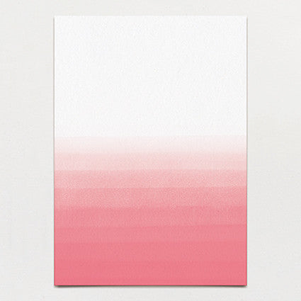 Elegant Ombre Backing