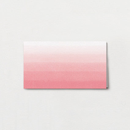 Elegant Ombre Place Card