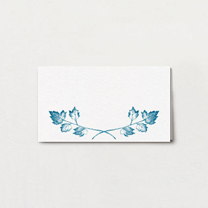 Twining Vines Place Card