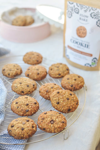Chocolate Chip & Oat Cookie mix