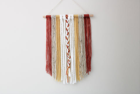 Mini Wall Hanging | Autumn