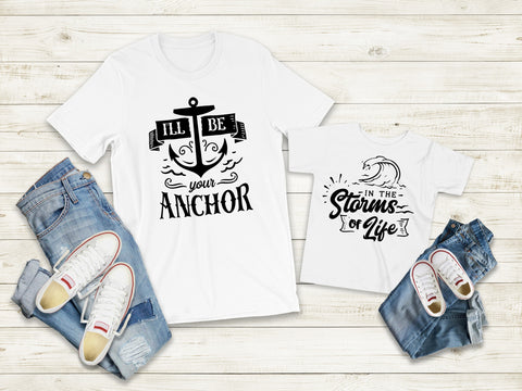 Matching Tee's | Anchor