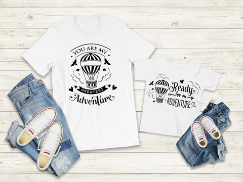 Matching Tee's | You Are My Adventure