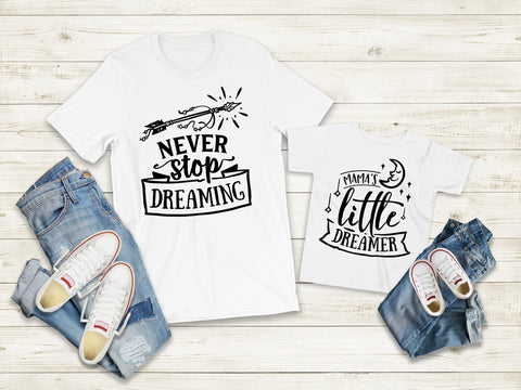 Matching Tee's | Little Dreamer