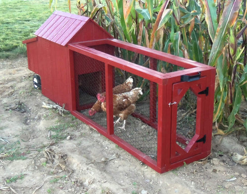 Corn Row Chicken Coop Kit
