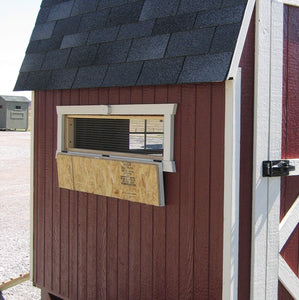 Gambrel Barn Chicken Coop