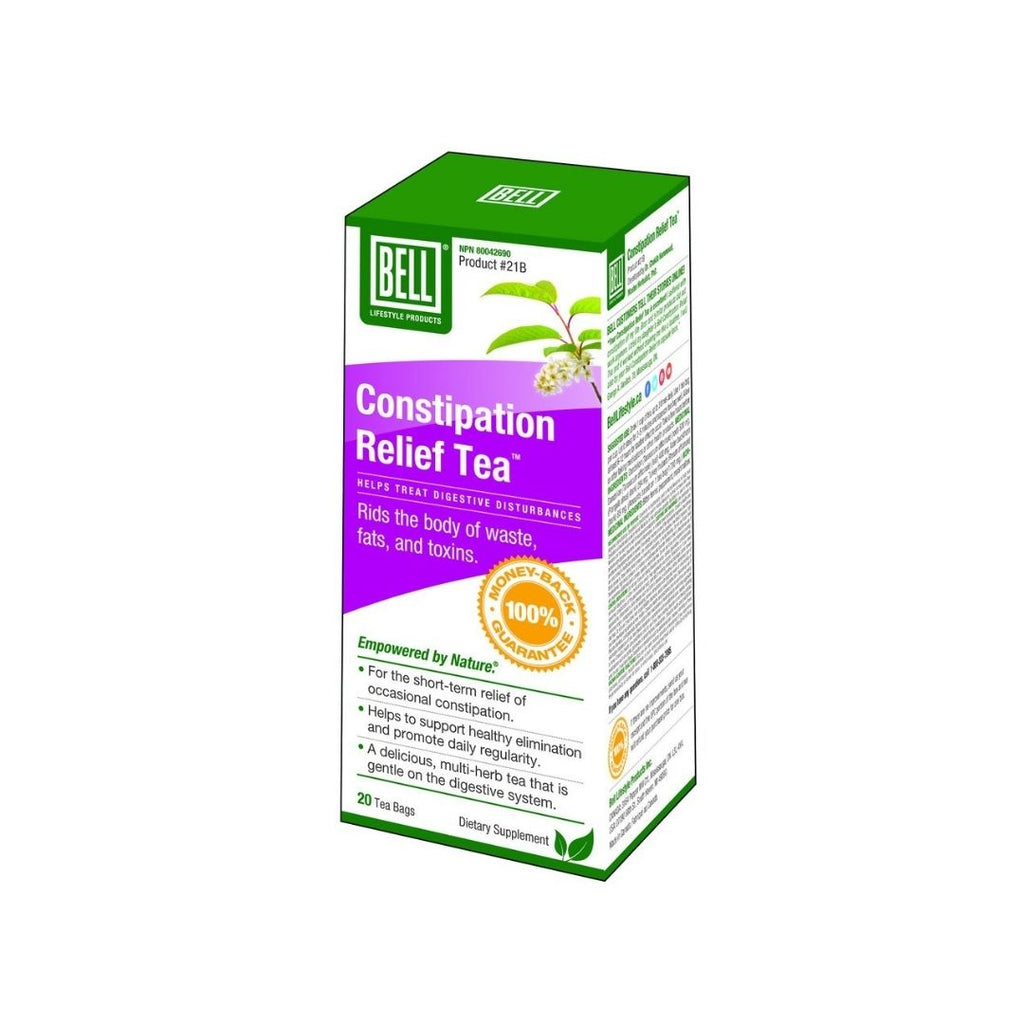 #21b constipation Relief Tea*