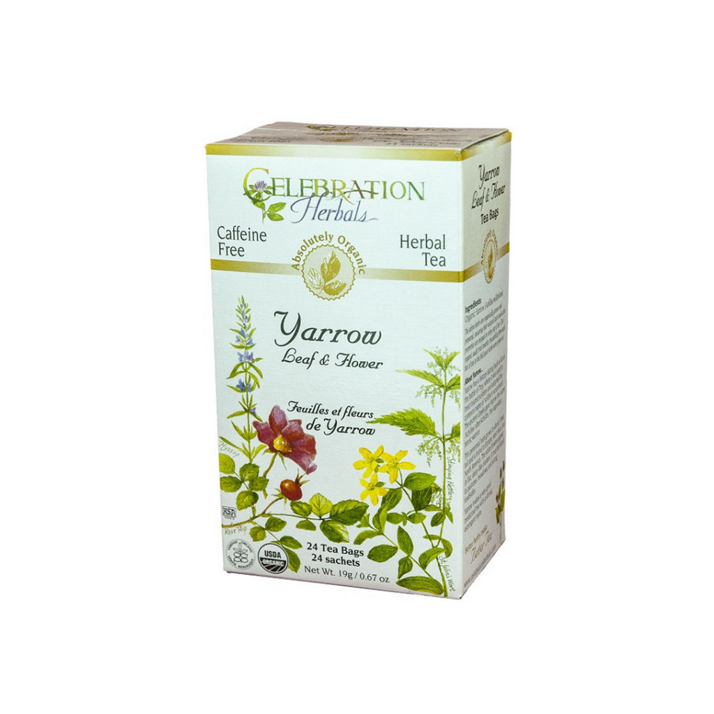 Yarrow Leaf-Flower, 24 tea bags