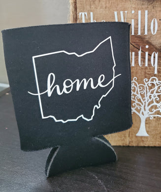Home Ohio Koozie