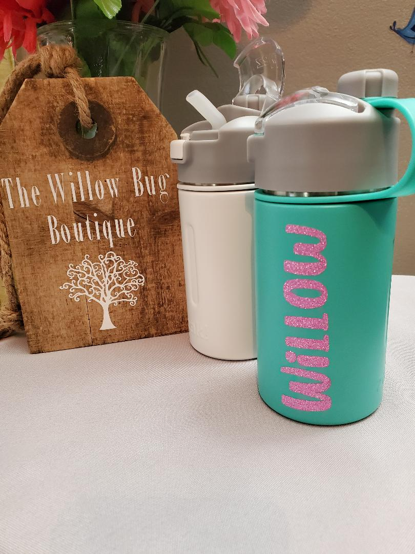Personalized 12 oz. Stainless Steel Water Bottle
