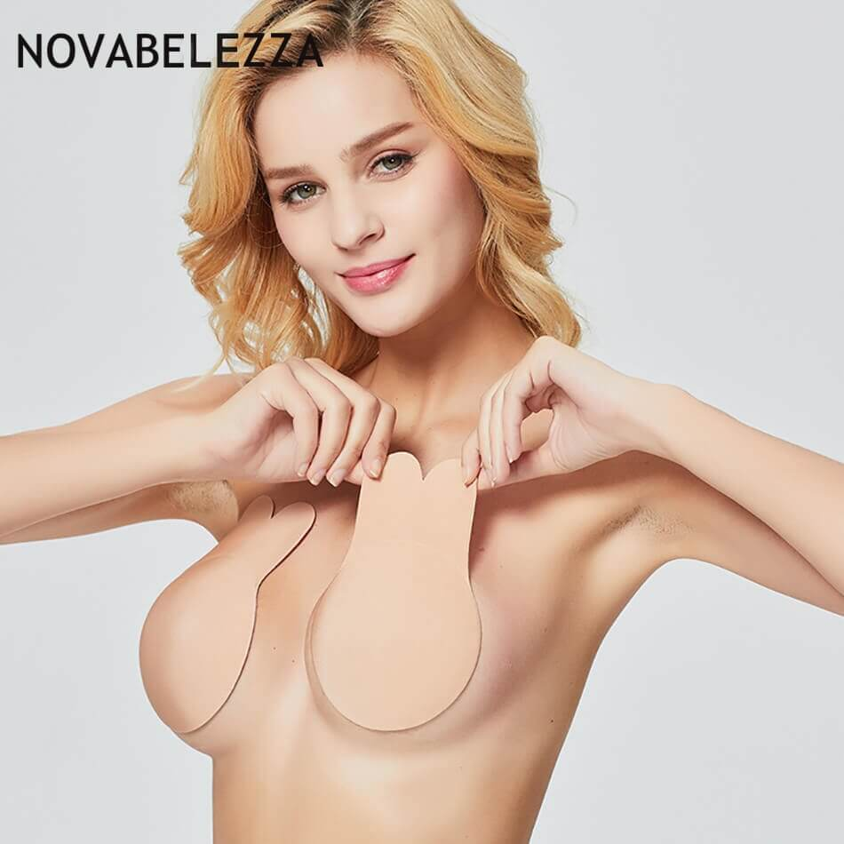Invisible Silicone Breast Lift Adhesive Bra