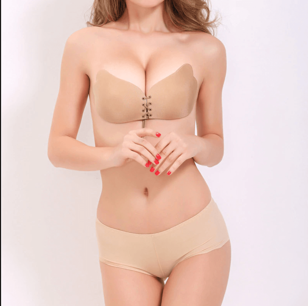 Strapless Silicone Breast Lift Adhesive Bra