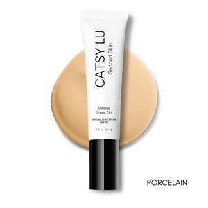 Second Skin Tint with SPF 20