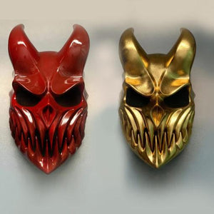 "MOUTH REMOVABLE MASK ""KID OF DARKNESS""-BUY 2 FREE SHIPPING"