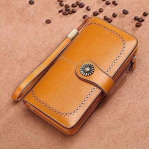 Women Leather Wallet——Holiday Sale