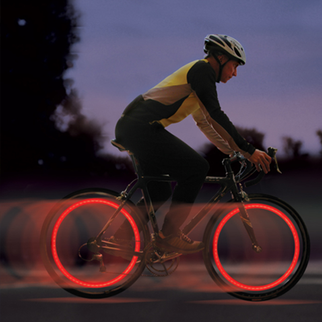 (Only $4.99 Today !!!) Waterproof Led Wheel Lights
