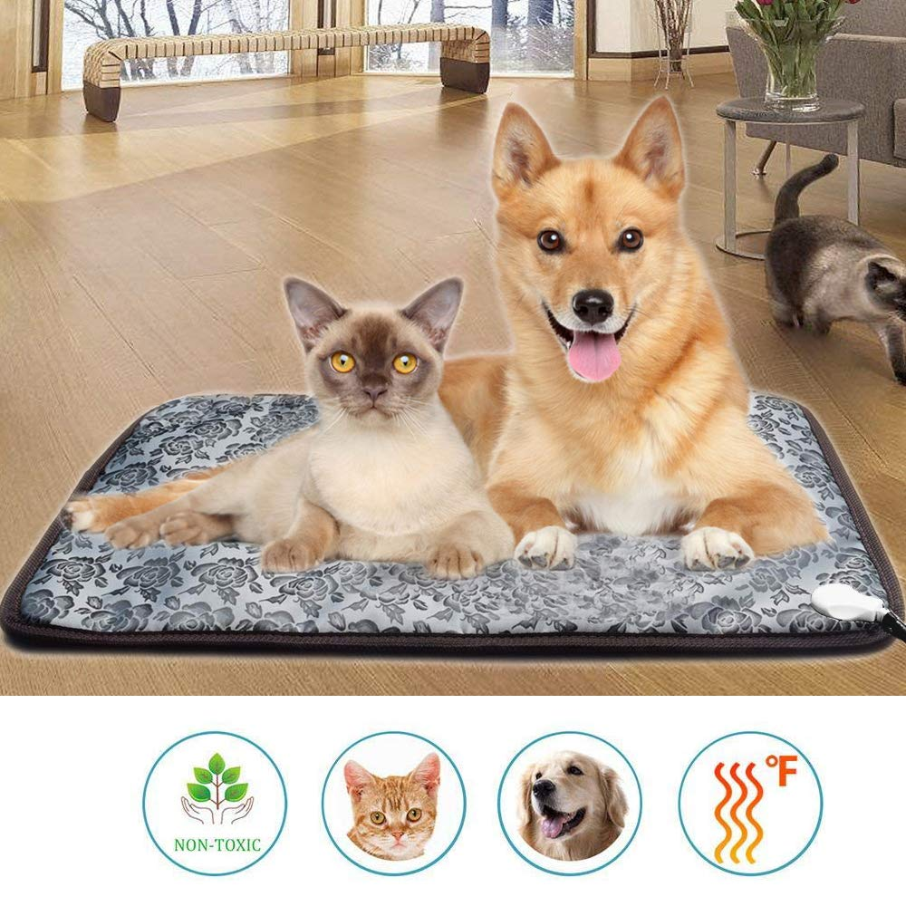 (HOT!!)- Upgraded Pet Heating Pad