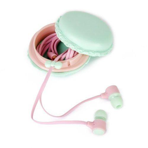 Colored headphones