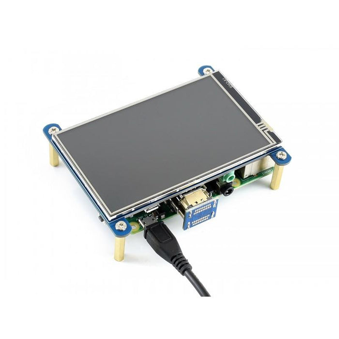 4-inch HDMI LCD for Raspberry Pi (480x800p / IPS / Type H)