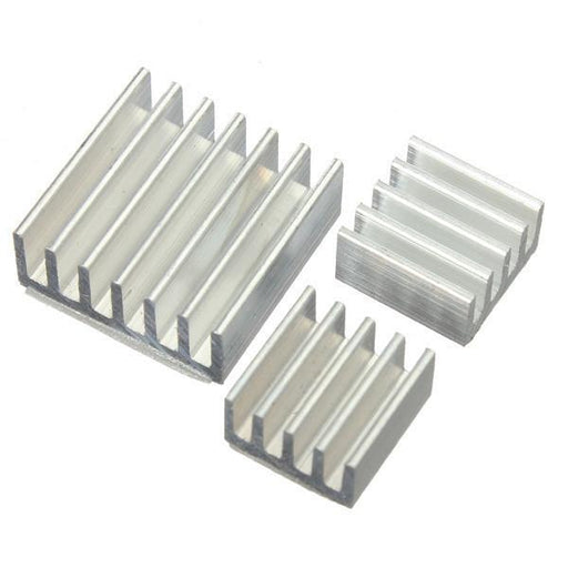 Aluminum Heatsink for Raspberry Pi