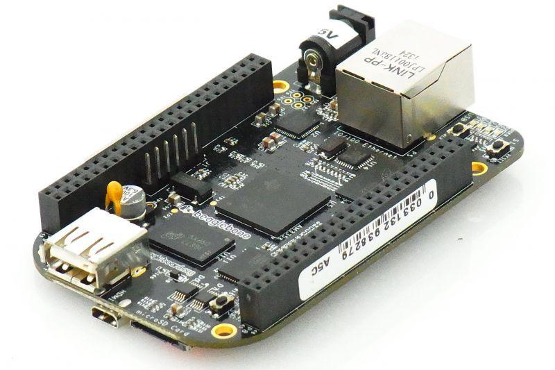 BeagleBone Black Revisions C