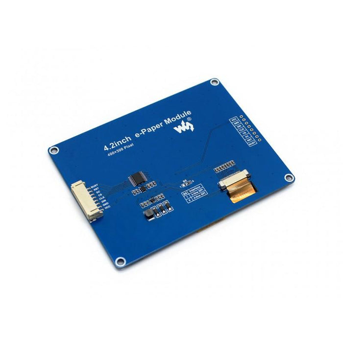 4.2inch E Ink Display Module  Three Color 400x300p with SPI Interface
