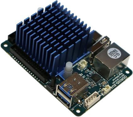 ODROID-XU4Q (With Passive Heatsink)