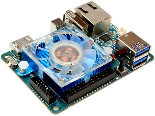 ODROID-XU4 (With Active Cooling Fan)