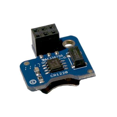 Real Time Clock (PCF8523) with Lithium Coin Cell Battery (CR1220)