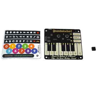 Mini Piano – Pimoroni Piano HAT for Raspberry Pi