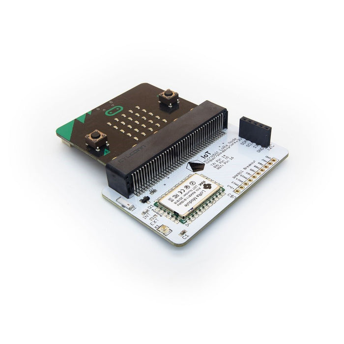 Multi-Frequency micro:bit IoT LoRa Node