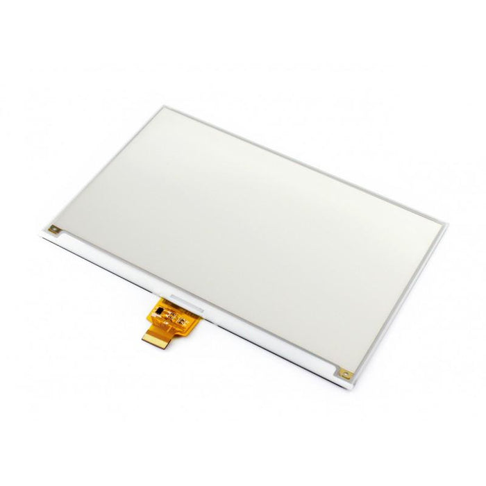 7.5 Three Color E Ink Raw Display 640x384p with SPI Interface