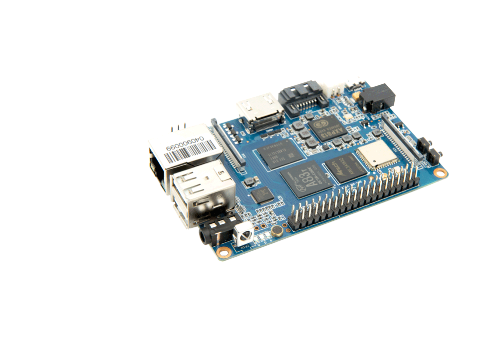 Banana Pi BPI-M3 Octa-Core 1.8GHz / 8GB eMMC