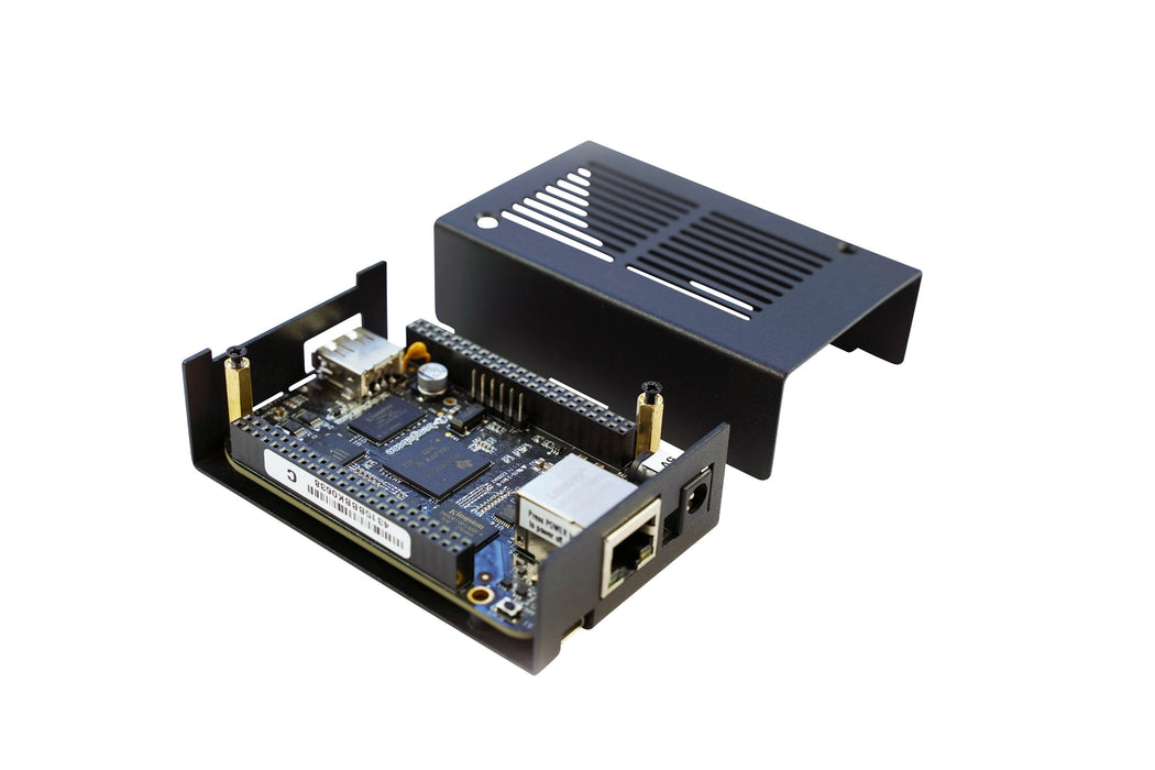 KKSB BeagleBone Steel Case (Black)