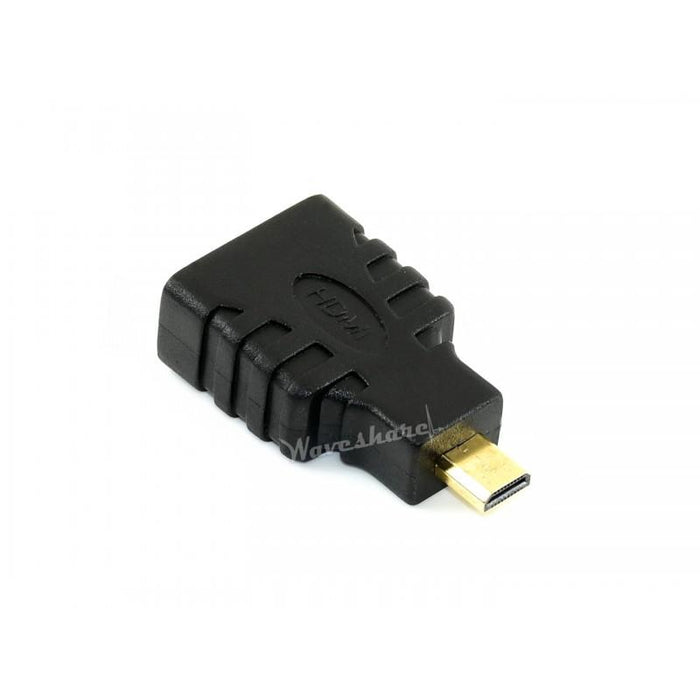 HDMI to Micro HDMI Adapter for Raspberry Pi 4B