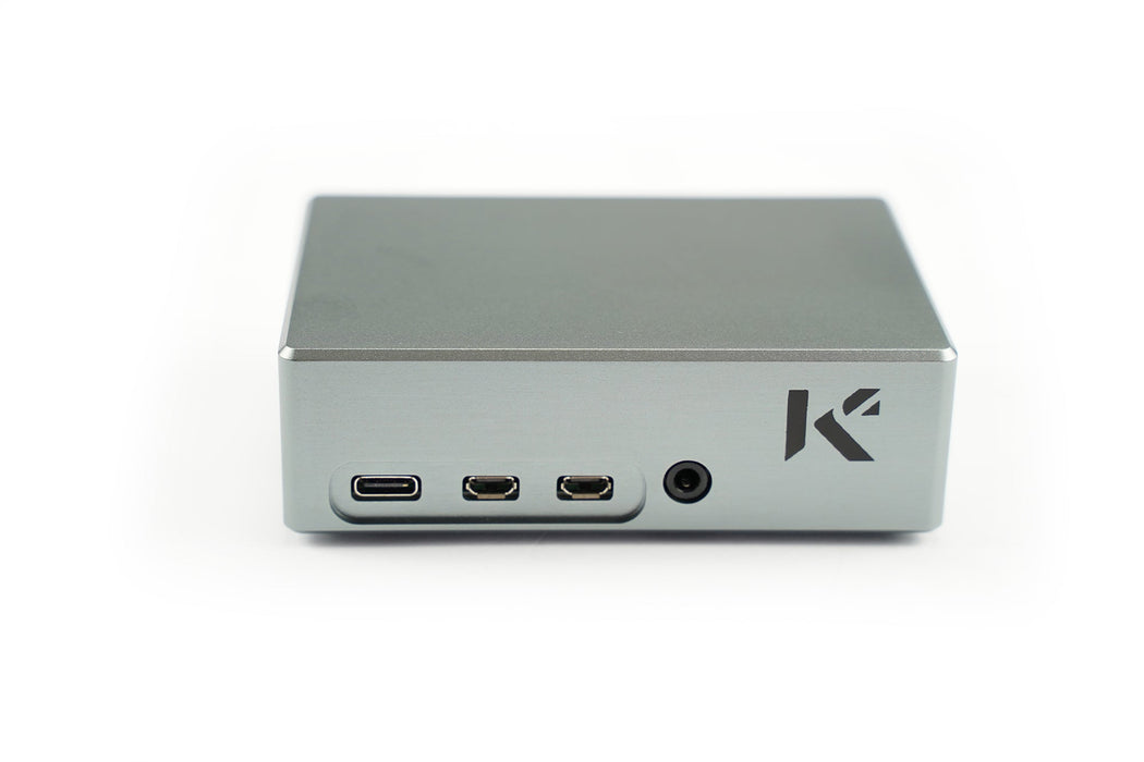 KKSB Raspberry Pi 4 Machined Aluminum Case