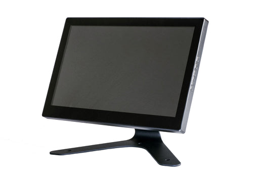 KKSB 13-inch Display Stand with 13-inch Waveshare HDMI LCD, KKSB Metal Case for Raspberry Pi Case 3B+