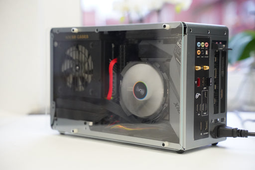 Glass Panel Kit for KKSB K1 Mini ITX Case