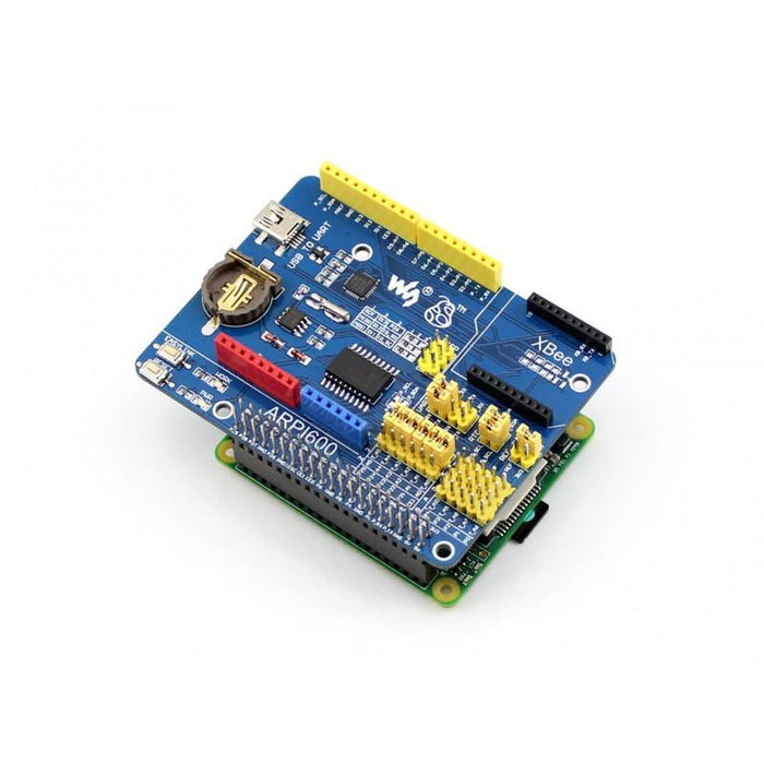 Arduino Adapter Board for Raspberry Pi ARPI600 XBee Connector ICSP Interface